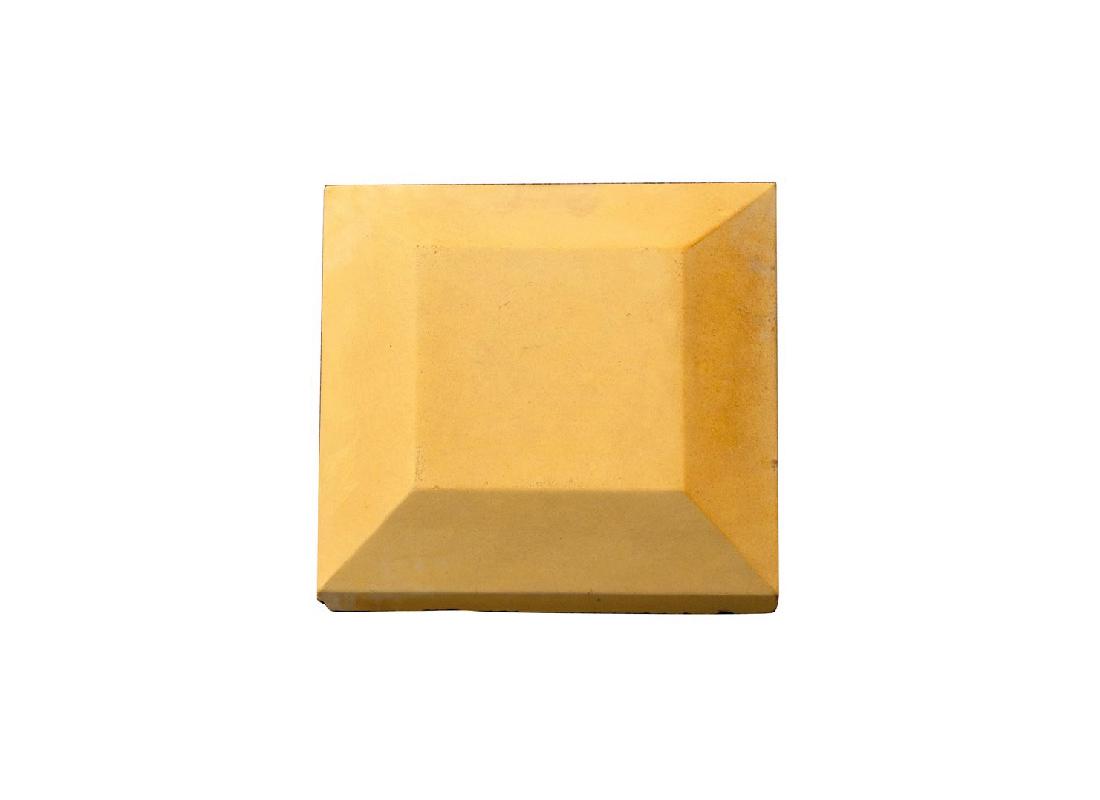 Pirámide plana